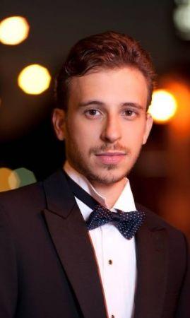 Pablo Rossi, pianista