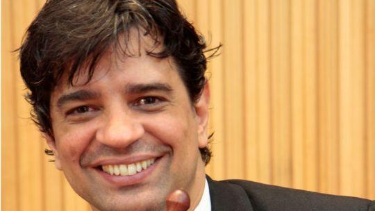 Marcelo Ramos, maestro