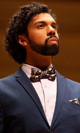 Bruno de Sá, sopranista, contratenor