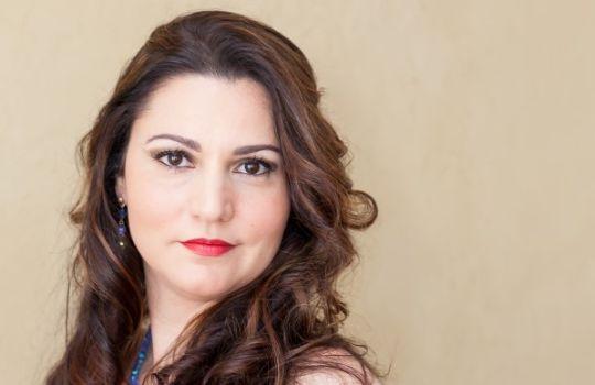 Carla Rizzi, mezzo soprano