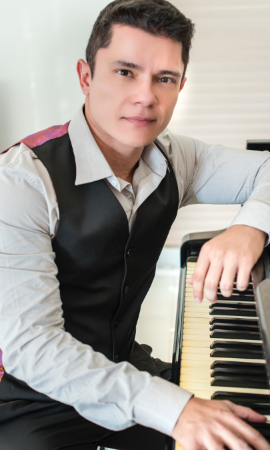Aleyson Scopel, pianista