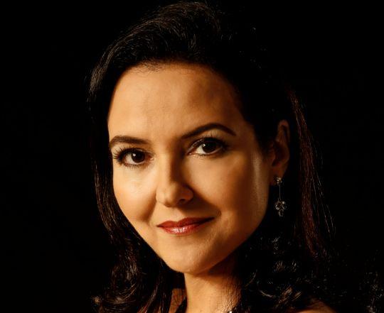 Rosana Lamosa, soprano