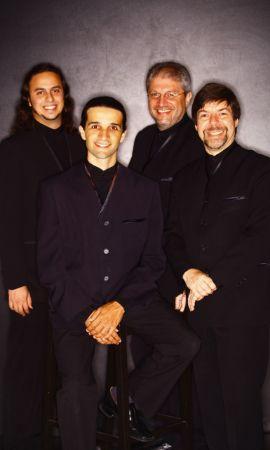 Quaternaglia Guitar Quartet, quarteto de violões