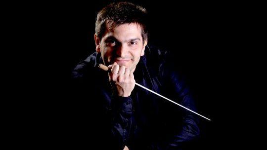 Diego Naser, maestro