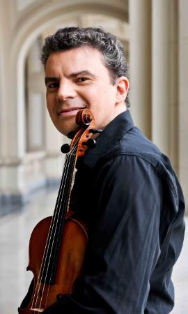 Emmanuele Baldini, violino