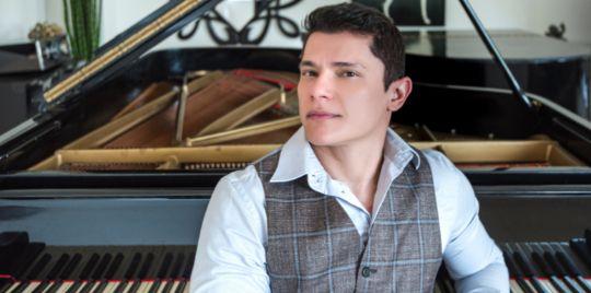 Aleyson Scopel, pianista