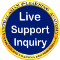 Live Support Inquiry chat