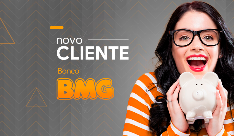 Projetas conquista conta digital do Banco BMG