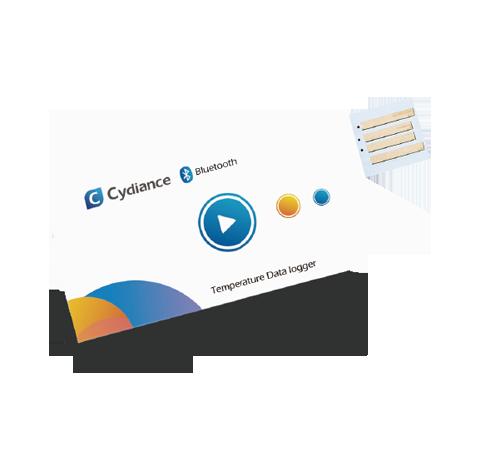 Cydiance Bee USB Bluetooth Temperature Data Logger