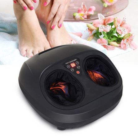 Relaks masaza sa terapeutskim masazerom za stopala