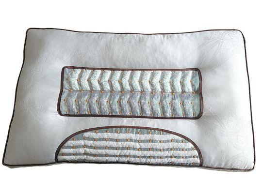 Dream Kristal Premium terapeutski masažni jastuk sa Ametistaom, Turmalin i Žad kristalima