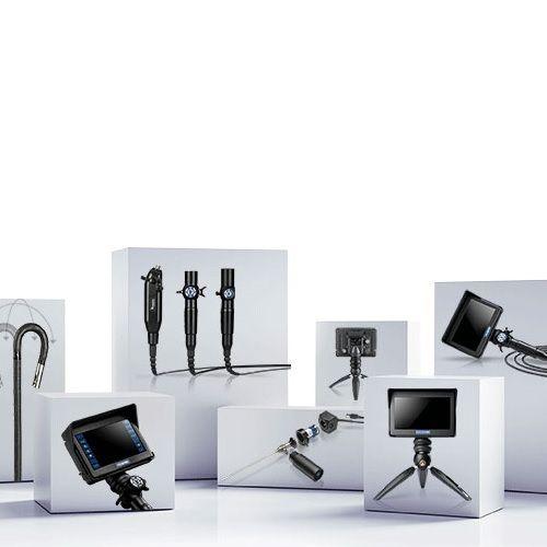 Videoscopes and Borescope Cameras Compact or Modular Design