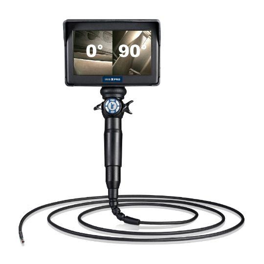 iRIS X PRO DUAL VIEW Dual View System Compact Videoscope
