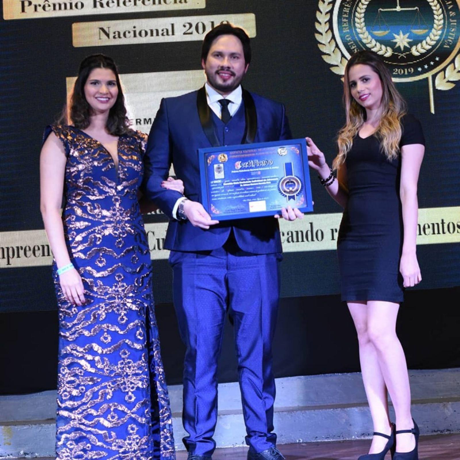 Premiação da Hermida Maia - ANCEC 2019