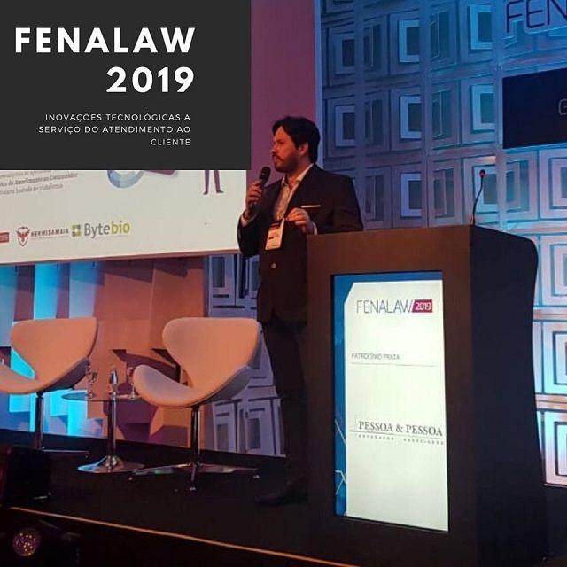 Dr. Adriano Hermida, palestrante na Fenalaw 2019