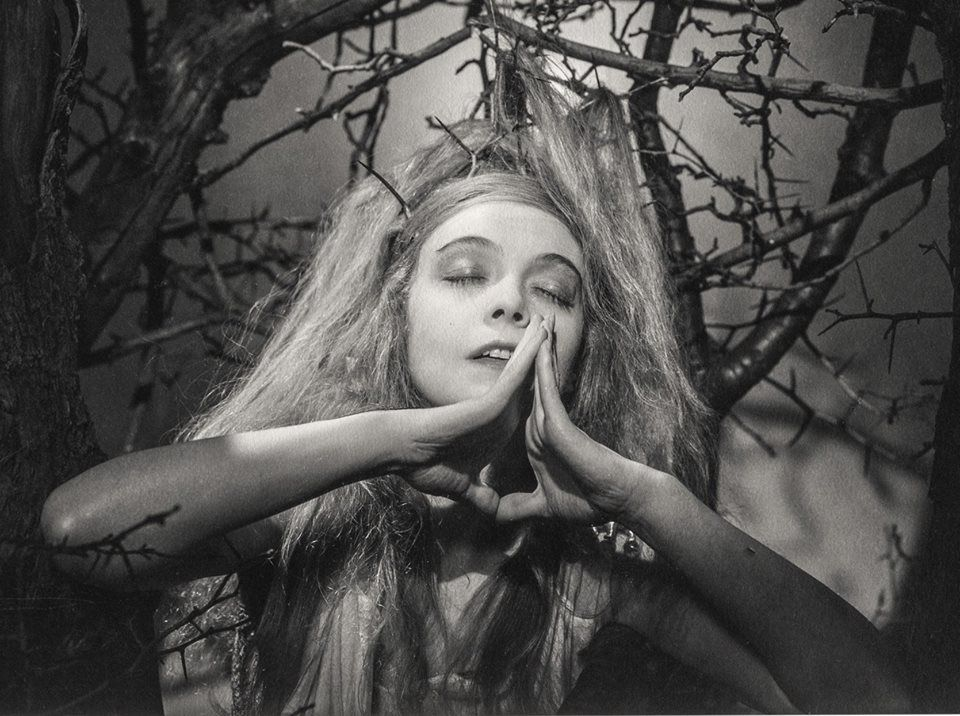 Lillian Gish as Egeria