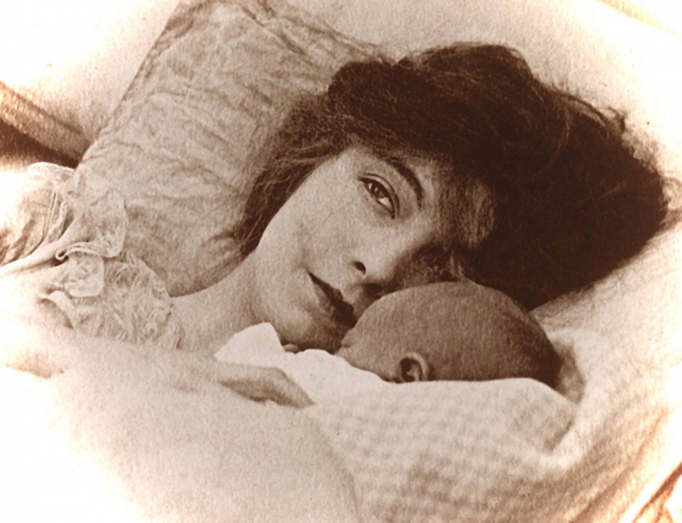 An Innocent Magdalene (1916)