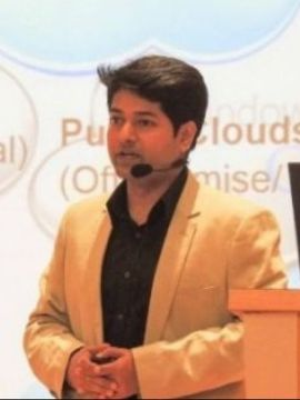 Founder of Cloud Counselage Pvt. Ltd.