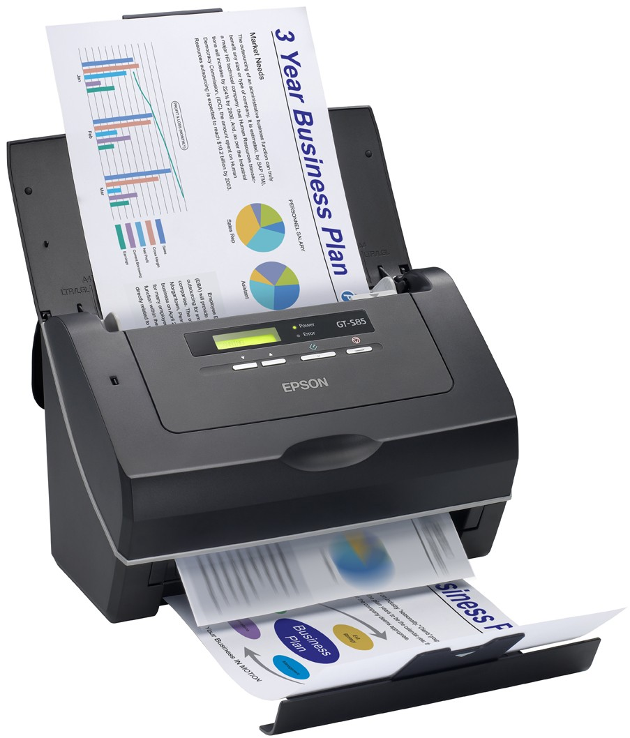 Scanner EPSON WorkForce GT-S85
