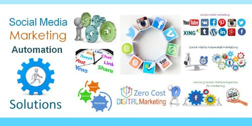 Social Media Marketing Automation Solutions
