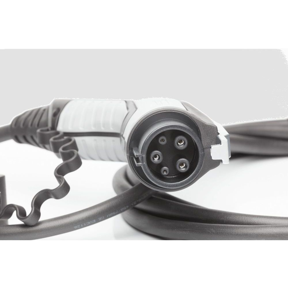 Accesorio WallBox Type 1 a Type 2 cable
