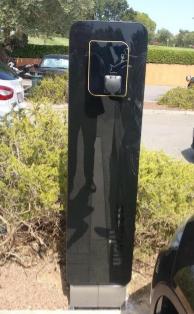 Accesorio WallBox Onyx Pedestal