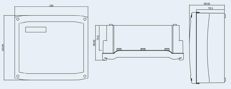 Cargador Policharger IN-DBLT23F