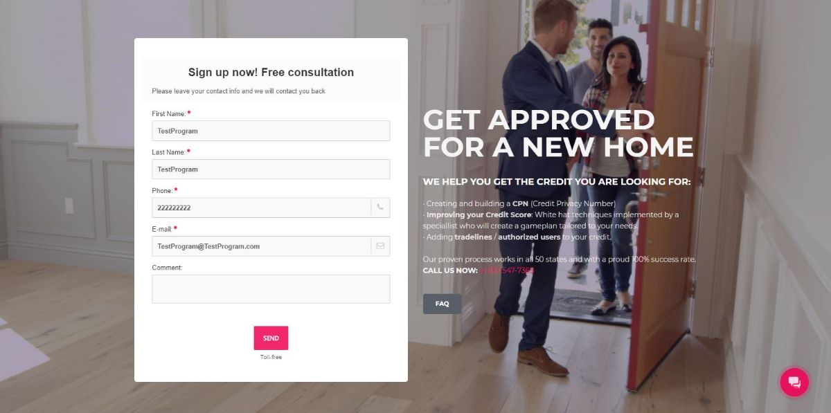 Apartment Approvals Today - Get a CPN, Credit Restoration