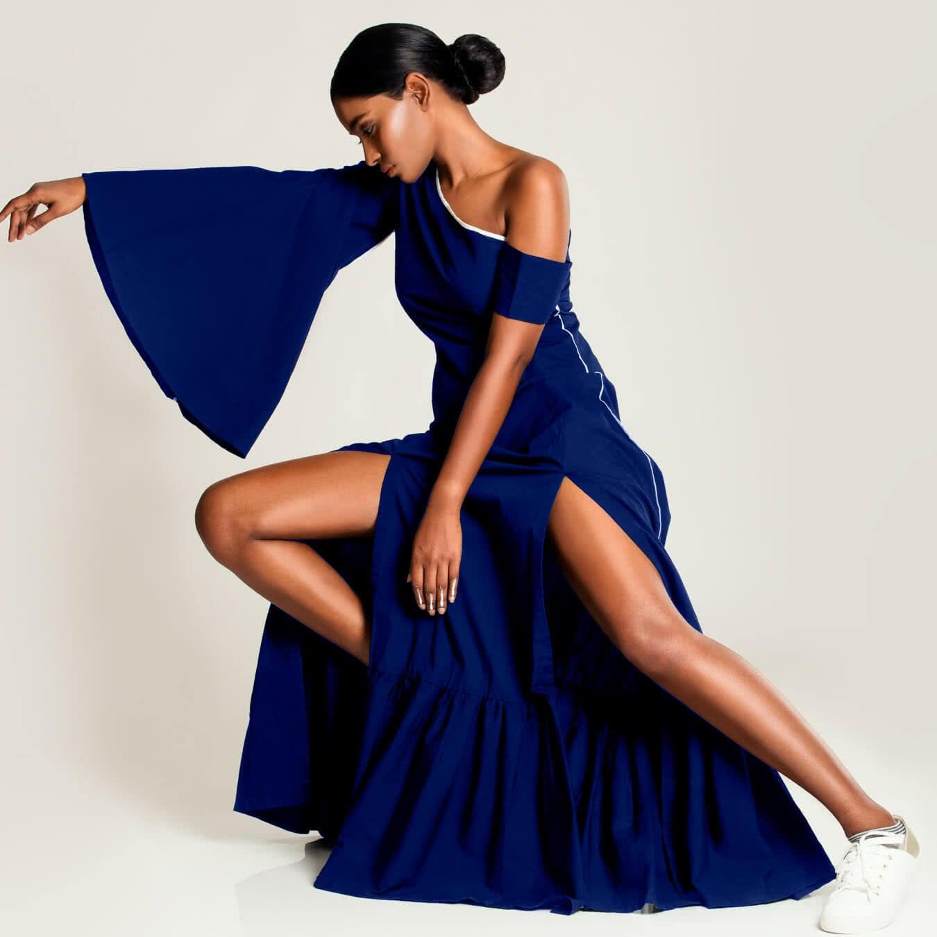 Exclusive Cutout Dress